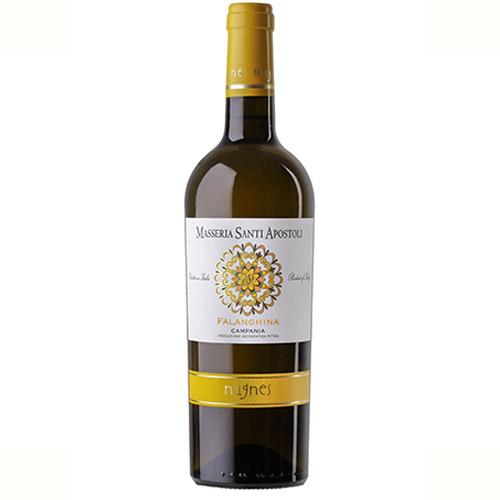Vino blanco Falanghina Masseria Santi Apostoli (75 cl.)
