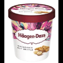 Haagen Dazs Nuez Macadamia