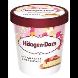 Haagen Dazs Cheesecake