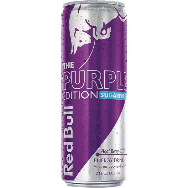 Red Bull Açai Lata