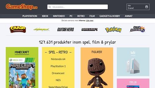 Gameshop.se