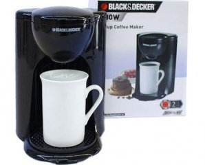 BLACK & DECKER 1 cup Coffee Maker