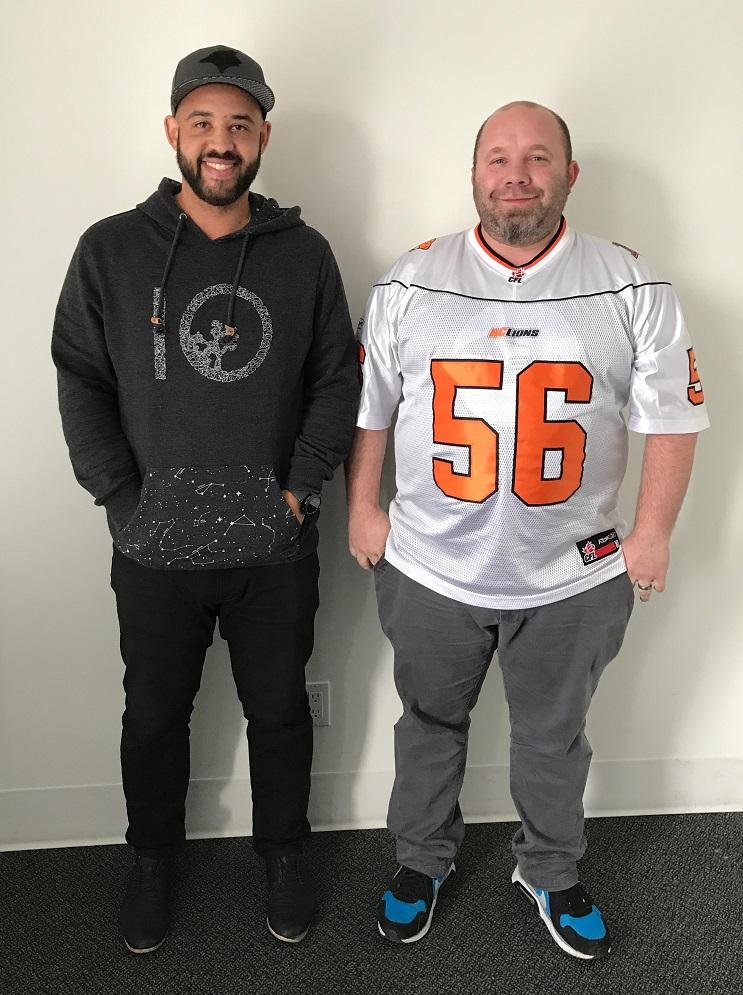 Jason and Kyle