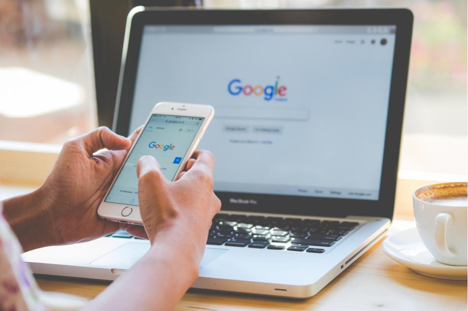 Google's search