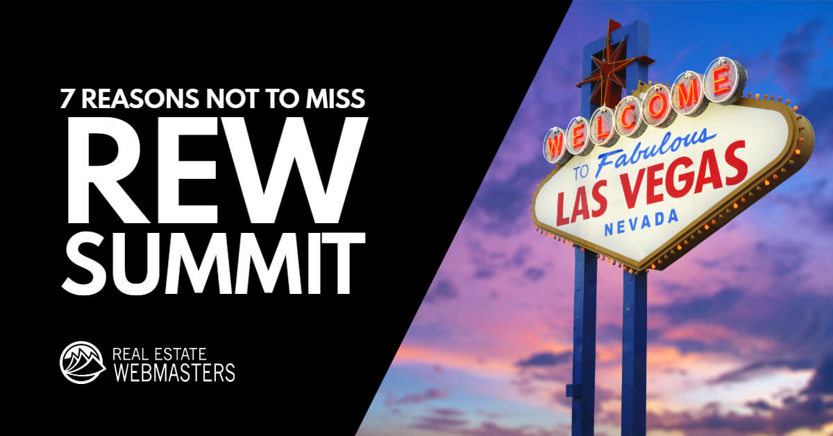 Why Attend REW Summit Las Vegas
