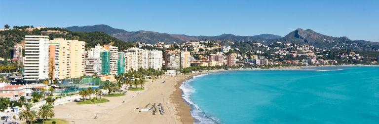 Billigaste resorna till 17 badorter på Costa del Sol