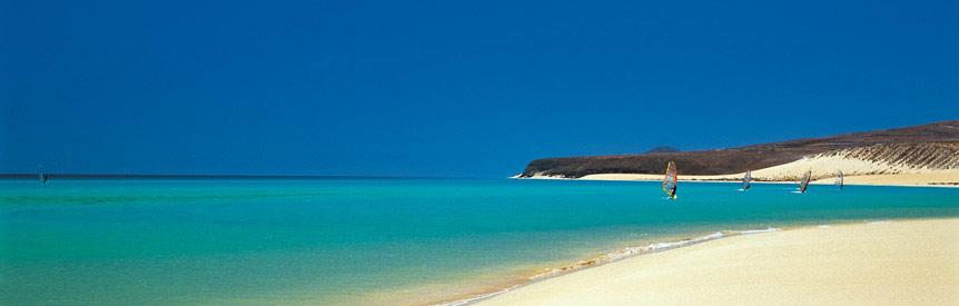 Reise til Fuerteventura