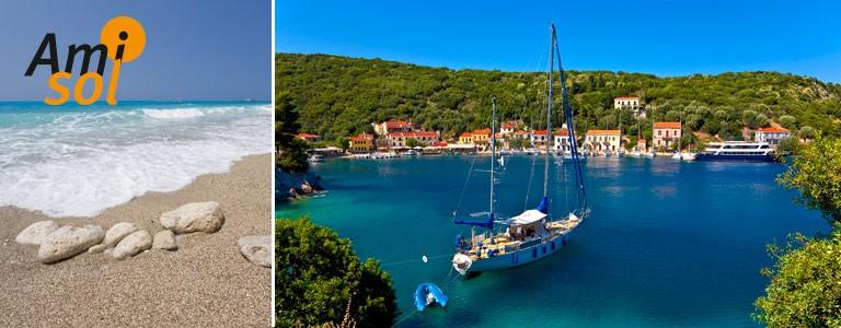 Ithaca - en herlig gresk øy