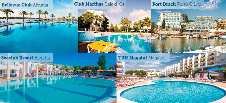 Billiga paketresor till Mallorca - Här är våra storsäljare