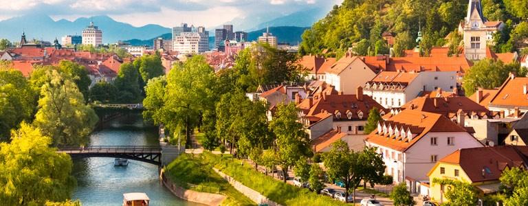 Ljubljana Rejseguide