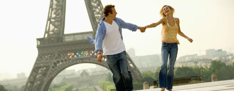 Billiga paketresor till fem romantiska storstäder