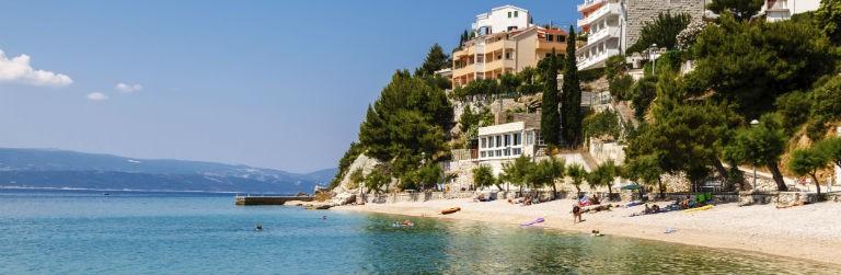 Billigaste resorna till Kroatien från hela Sverige