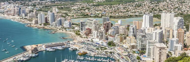 Billigste reiser til Alicante fra hele Norge