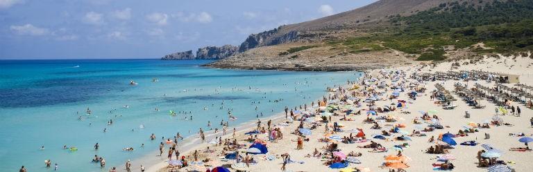 Billigaste resorna till Cala Bona, Mallorca från hela Sverige