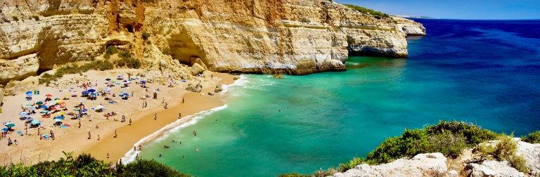 Billigaste resorna till Algarve från hela Sverige