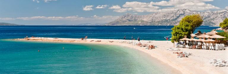 Billigaste resorna till Makarska Rivieran från hela Sverige