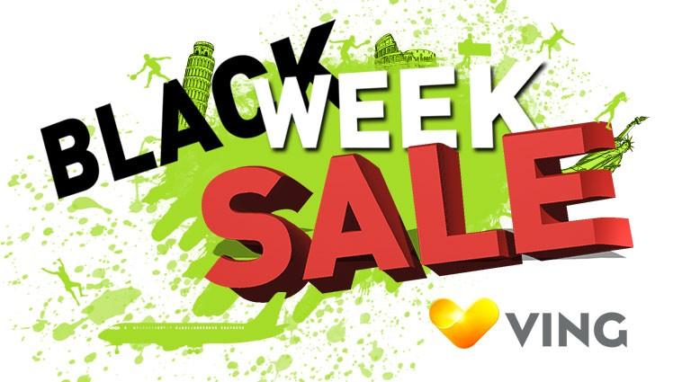 Black week sale - Ving SE