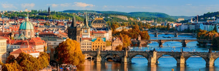Billiga paketresor till Prag