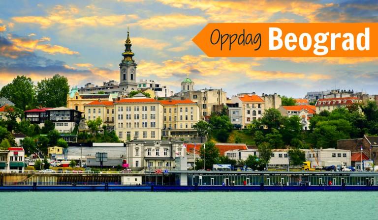 Reis til Beograd med Solfaktor