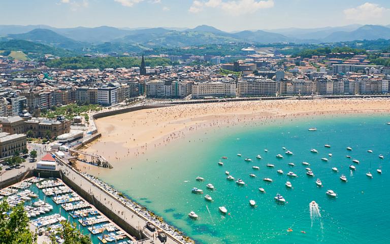 Her er de ti beste strendene i Spania