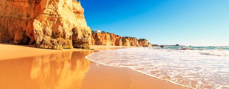 Tilbud til Algarvekysten
