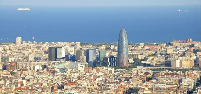 Paketresor till Barcelona från Sverige