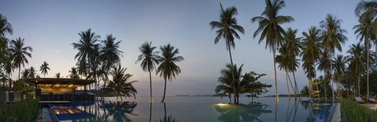 Billigaste resorna till åtta resmål i Thailand