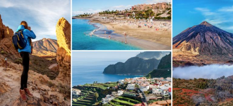 Hurtigguide til solen: Tenerife