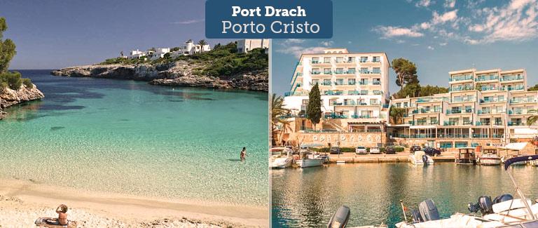 Port Drach Porto Cristo Mallorca