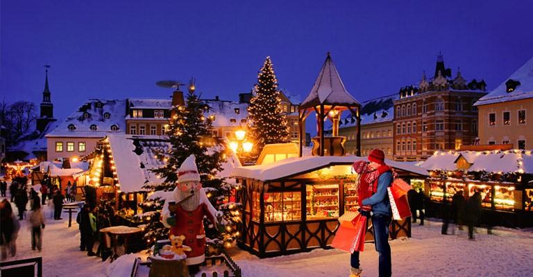 Storbyer med den ultimate julestemning