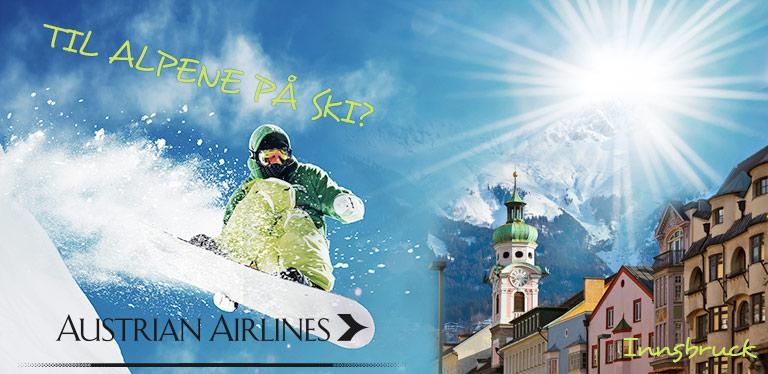 Skiferie Alpene