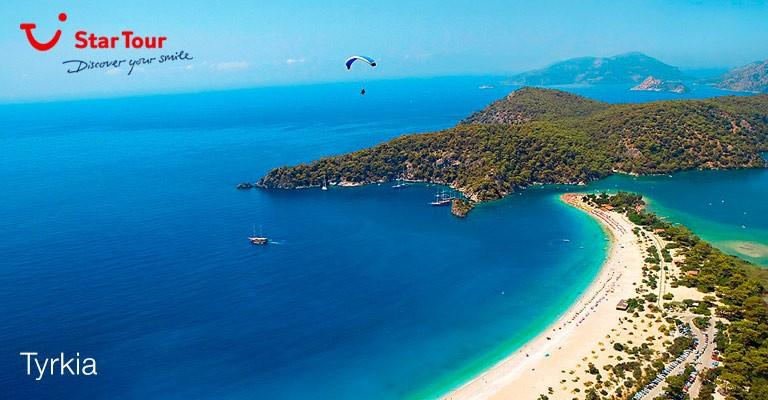Tyrkia gir en forsmak på sommeren med Star Tour