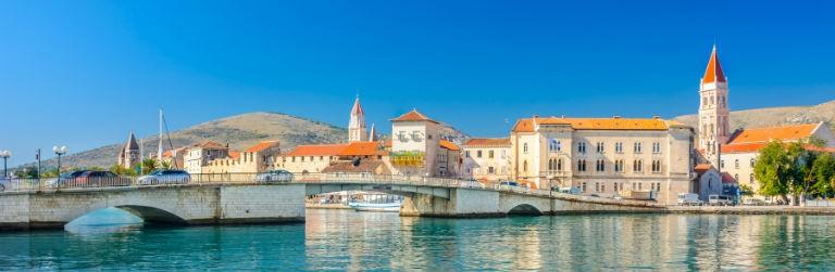 Billiga paketresor till Trogir
