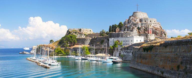 Korfu Rejseguide
