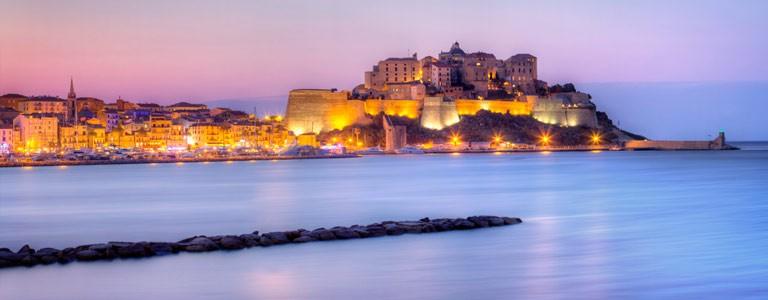 De bedste tilbud på rejser til Korsika fra Danmark