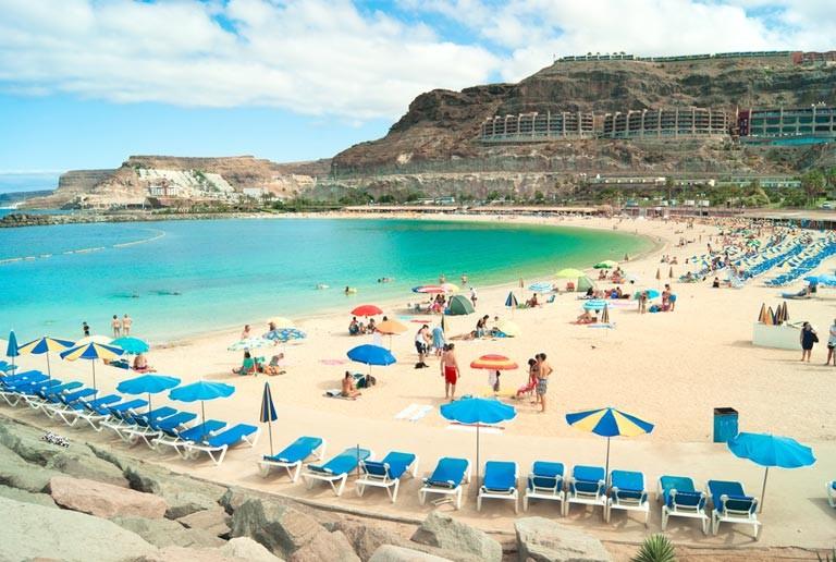 Ferie på Gran Canaria