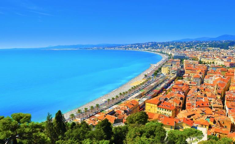 Billige pakkereiser til Nice