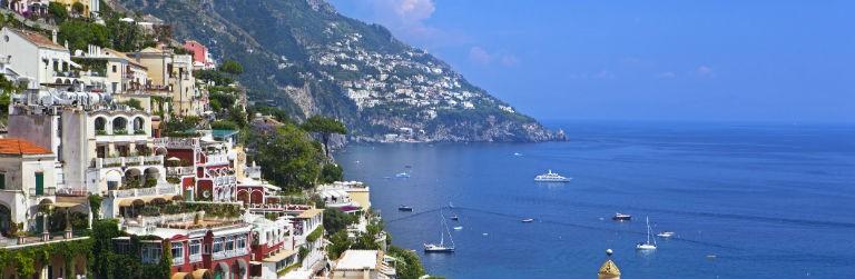 Billiga paketresor till Neapel och Amalfikusten