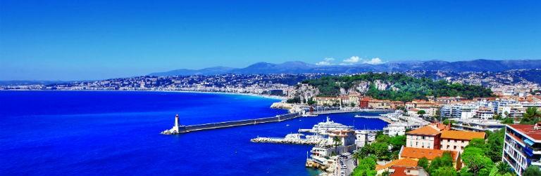 Billigaste resorna till Franska Rivieran från hela Sverige