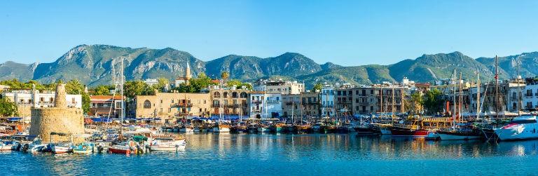 Billigaste resorna till Cypern från hela Sverige