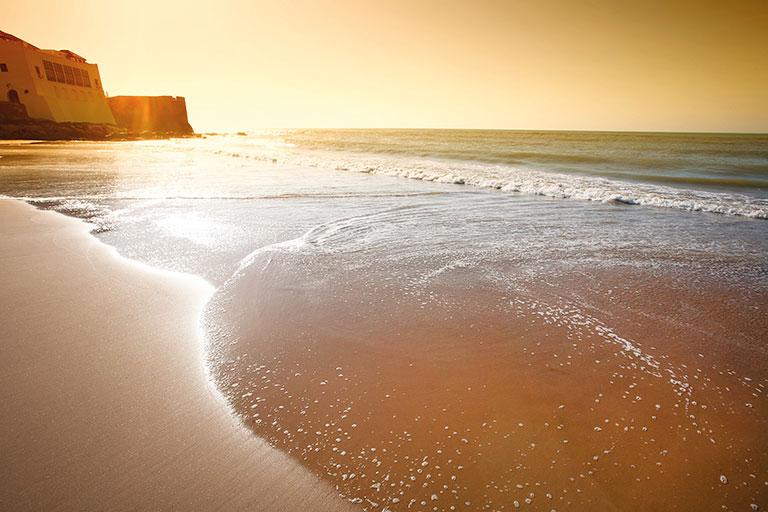 Rejser til Agadir med fly og hotel