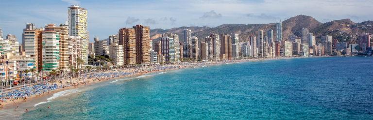 Billiga paketresor till Costa Blanca