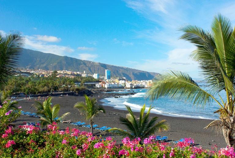 Reise til Tenerife