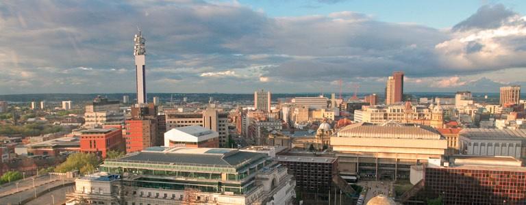 Birmingham Reiseguide