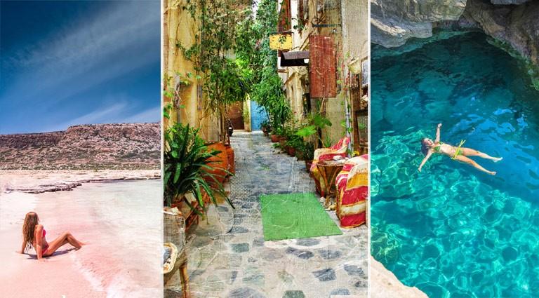 De billigste reisene til Kreta i sommer fra 13 norske flyplasser