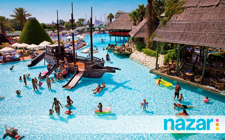 Nazar all inclusive sommeren 2017
