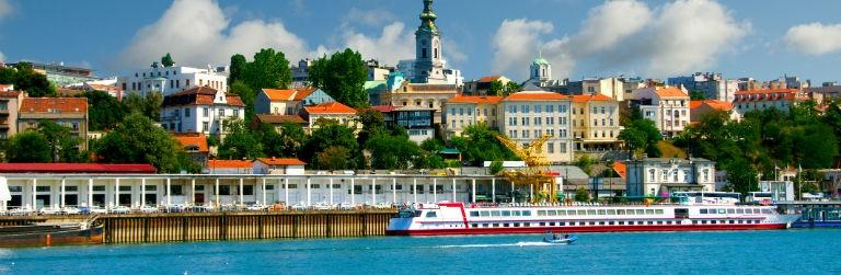 Billiga paketresor till Belgrad