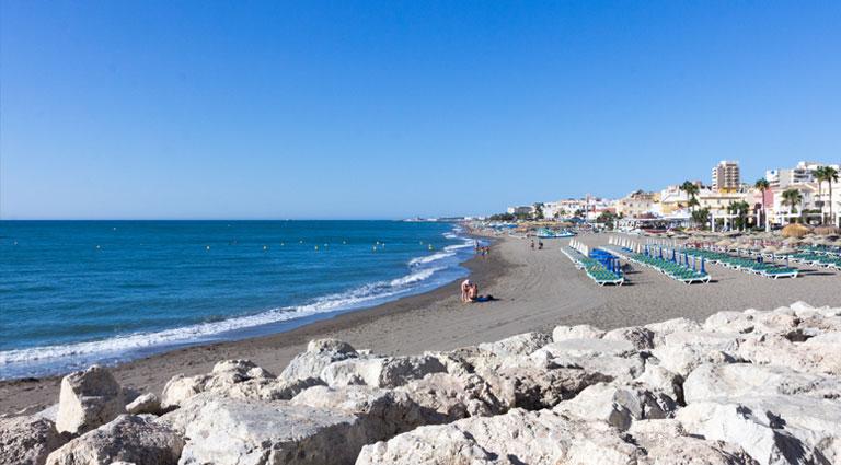 Carihuela_beach_spain