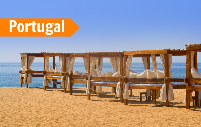 Fire ferieperler i Portugal