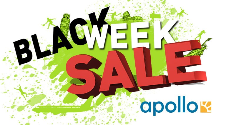 Black Week Sale - Apollo DK